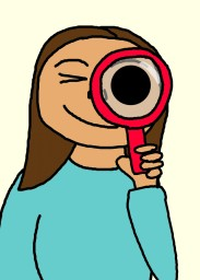 woman-with-magnifying-glass